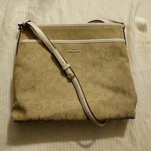 😻😻 Coach File bag F58285